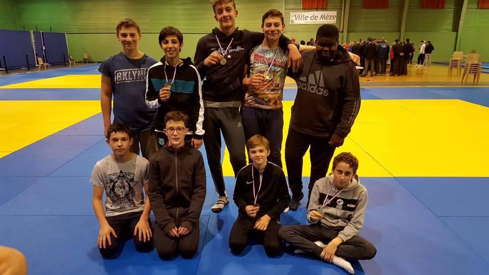 Calendrier Judo Occitanie.Championnat D Occitanie Minimes 2018 Jra Club De Judo