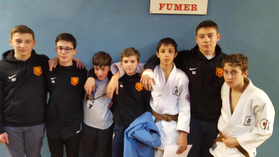 Calendrier Judo Occitanie.Coupe Regionale D Occitanie Minime Jra Club De Judo Rodez