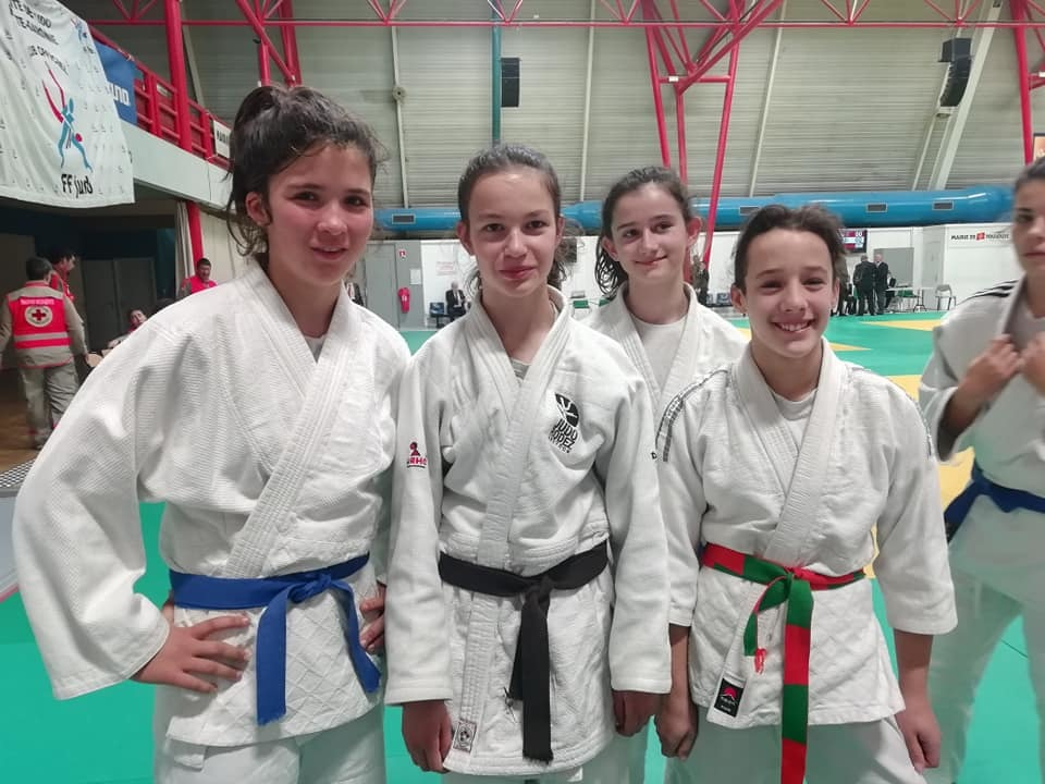 Tournoi National Minimes G&F